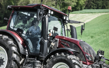 The Valtra N Series has entered its fourth generation