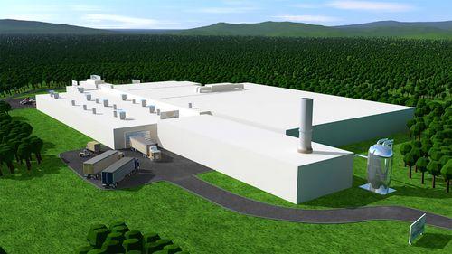 Trelleborg U.S. facility