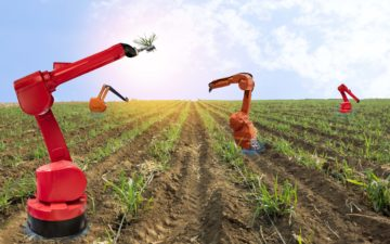 What can robotics  offer to agriculture?