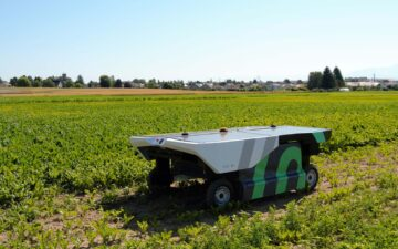 The silent advance of agricultural robotics